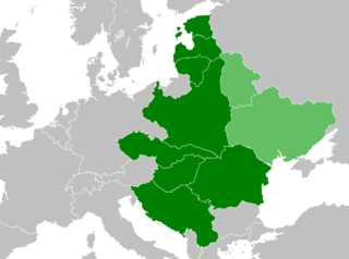 Intermarium Proposed country during World War I