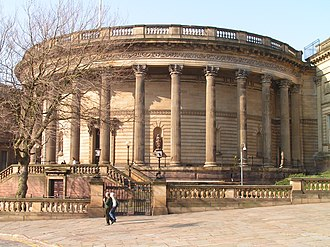 William Brown Street - Image: International library
