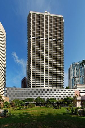 International Plaza (Singapore) - Image: International Plaza