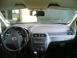 Fiat grande punto wikipedia for Fiat punto 1 interieur