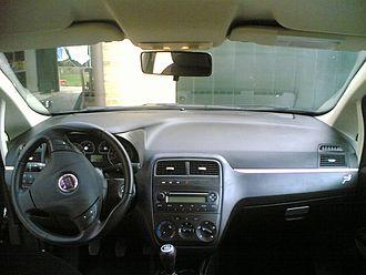 Fiat Grande Punto - Fiat Grande Punto interior