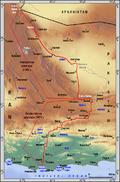Iran-Pakistan border (Cro)