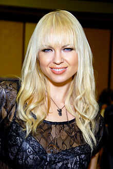alt=Description de l'image Irina Voronina 2011.jpg.