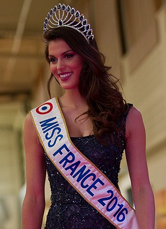 Miss France - Image: Iris Mittenaere 2016.05.07 (cropped)
