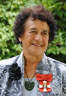Iritana Tāwhiwhirangi New Zealand school teacher