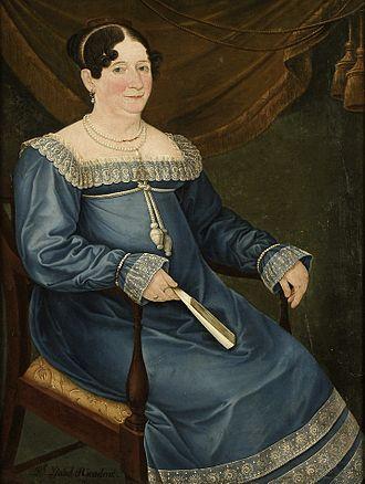 Ambrosio O'Higgins, 1st Marquis of Osorno - Isabel Riquelme