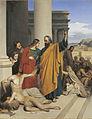 Isidore Pils Saint Pierre guérissant un boiteux.JPG