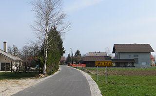 Iška Loka Place in Inner Carniola, Slovenia