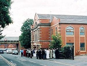 Little Harwood - Islamic Centre, Little Harwood, Blackburn
