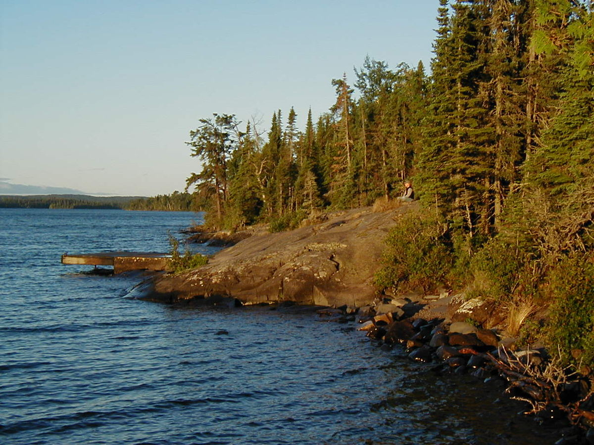 Isle Royale National Park Travel Guide At Wikivoyage - National parks in michigan