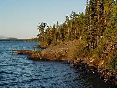 Isle Royale National Park Travel guide at Wikivoyage