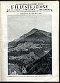 Italian magazine cover celebrating the short-lived taking of the Col di Lana, 1915.jpg