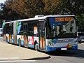 Iveco Urbanway 18 n°51 (vue avant gauche) - Sibra (Novel, Annecy * automne 2018).jpg