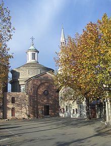 Il Santuario di Monte Stella