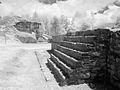 Iximche - Plaza A Ball Court Steps (3678537475).jpg