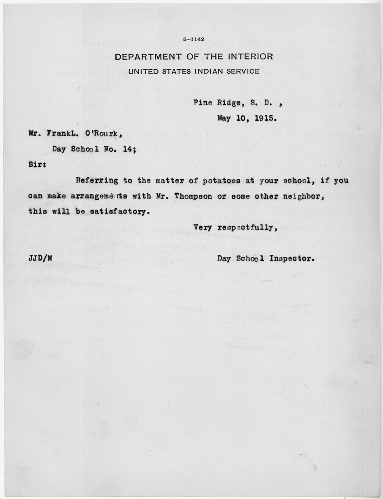 agreement letter document library indian affairs pdf 20420