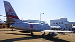 JASDF F-86F(82-7778) right rear view at Komaki Air Base February 23, 2014 01.jpg