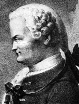 Johann Heinrich Lambert - Johann Heinrich Lambert (1728–1777)