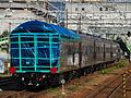 JR West 35-4000 series coach delivery 20170602.jpg