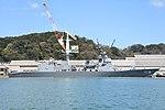 JS Fuyuzuki(DD-118) right side view at JMU Maizuru Shipyard April 13, 2019.jpg