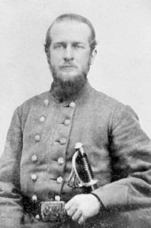 Battle of Tampa - Captain John William Pearson, CSA