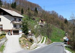Jablana, Zagorje ob Savi Place in Upper Carniola, Slovenia