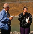 Jack Coghill and Bettye Fahrenkamp, 1989.jpg