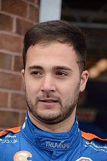 Jack Goff British racing driver