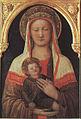 Jacopo bellini, madonna col bambino, uffizi 2.jpg