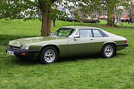 Jaguar XJS registered January 1978 5343cc.JPG