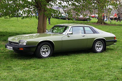 Jaguar XJS registered January 1978 5343cc