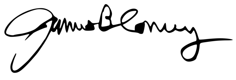 James B. Comey Signature Autograph.png