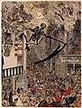 James Ensor. Death Chasing the Flock of Mortals (La Mort poursuivant le troupeau des humains). 1896.jpg