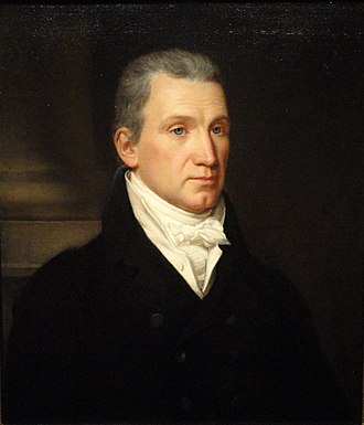 United States Ambassador to France - James Monroe