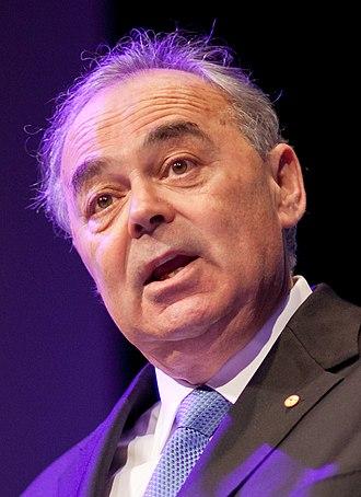James Spigelman - Spigelman in 2012