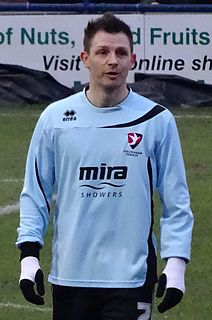 Jamie Cureton English footballer