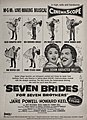 Jane Powell and Howard Keel in 'Seven Brides for Seven Brothers', 1954.jpg