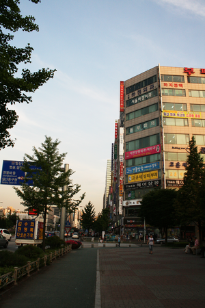 Ilsandong-gu - Image: Janghangdong Ilsan