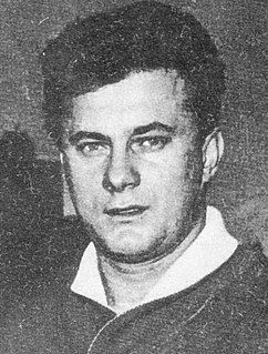 Janusz Sidło Polish javelin thrower