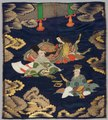 Japan, late 19th-early 20th century - Embroidered Fukusa - 1916.1323 - Cleveland Museum of Art.tif
