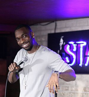 Jay Pharoah - Pharoah at The Stand in June 2016.