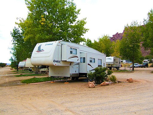 Jayco Eagle fifth wheel in Utah