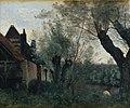 Jean-Baptiste-Camille Corot - Saules et Ferme de Sainte-Catherine-lès-Arras.jpg