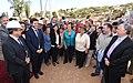 Jefa de Estado visitó las obras de rehabilitación del embalse Los Molles (16517241347).jpg