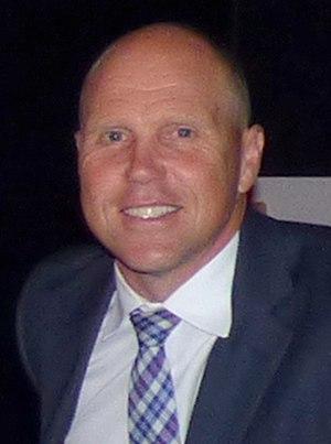 Jeff Wilson (sportsman) - Wilson in 2016