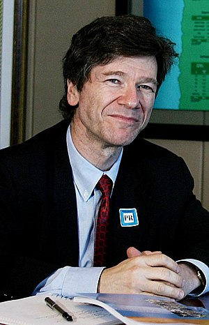 Two-party system - Economist Jeffrey D. Sachs.