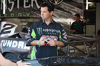 Jeremy McGrath American motorcycle racer