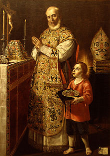 Jeroni Jacint Espinosa, Missa de Sant Pere Pasqual, 1660.jpg