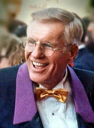 Jerry Van Dyke - Van Dyke in 1990