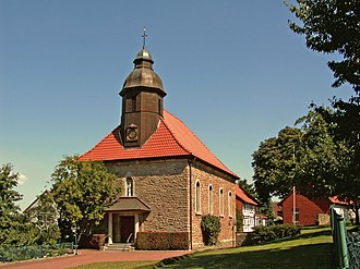Jerxheim - The Catholic church